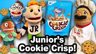 SML Movie: Junior's Cookie Crisp!