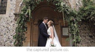 Jess + Byron's Wedding Highlights - Northbourne Park