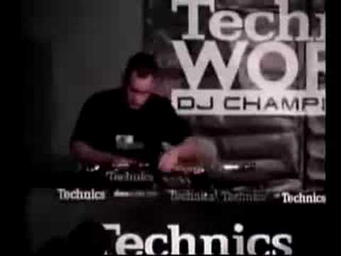 DJ Keltech 2003 DMC World Championships