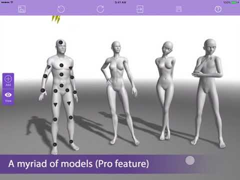[Magic Poser 2018] We came back with even more exciting features!