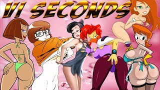 The Most Amazing Rap About Cartoons!!!! - VI Seconds