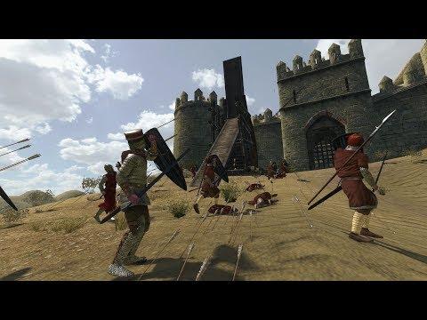 Создание огромной армии! Mount&Blade: Warband #5