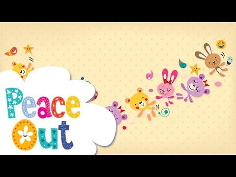 Peace Out Guided Relaxation for Kids | 3. Wiggleflop