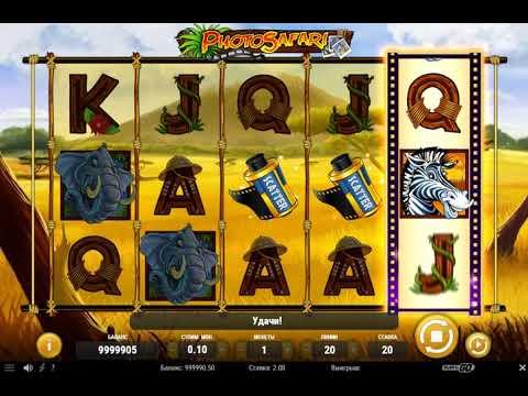 Игровой автомат PHOTO SAFARI играть бесплатно и без регистрации онлайн