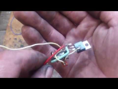 Электронное реле на 5 вольт своими руками
