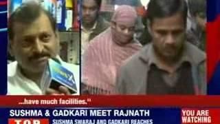 Lok Sabha polls: Sibal vs Ashutosh vs Harsh Vardhan in Delhi's Chandni Chowk
