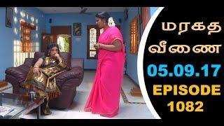 Maragadha Veenai Sun TV Episode 1082 05/09/2017