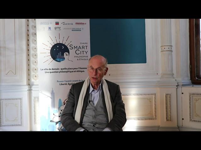 3 questions sur la Smart City - Boris Cyrulnik