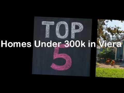Viera Homes Under 300k!