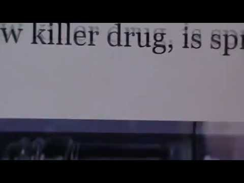 ALERT HEALTH NEWS: NEW KILLER DRUG N COUNTRY, FROM CHINA