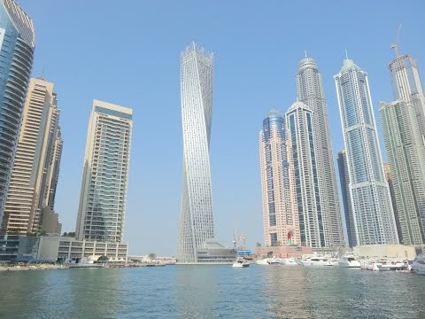 The Dubai Marina, UAE - (Part - 1)