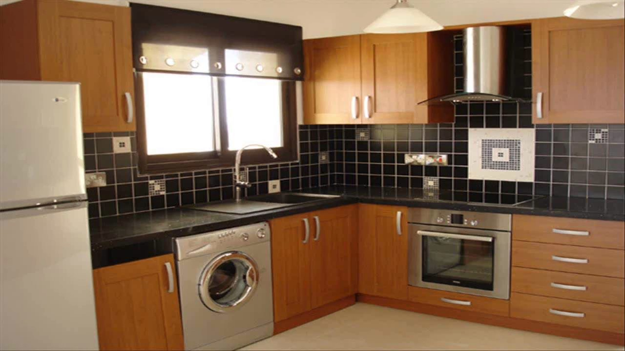 Kitchen Washing Machine ~ Kitchen design with washing machine youtube