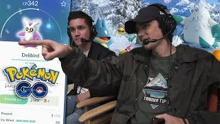 NEW POKÉMON, DOUBLE CANDY & STARDUST! POKÉMON GO HOLIDAY EVENT IS HERE!