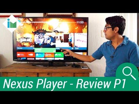 Google Nexus Player - Review [Parte 1]