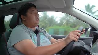 Changan CS55 SUV long distance performance test drive and review