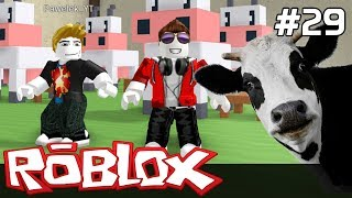 Roblox en polonais [#29] MILKING vaches sur le FARM? /z Paul