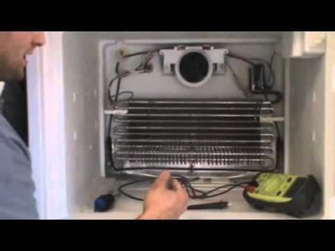 How To Repair Refrigerator Defrost Problem, Good Appliance - YouTube