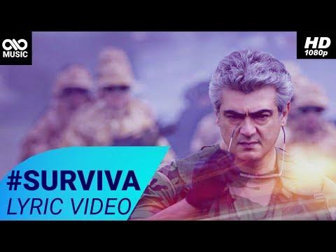 Vivegam Surviva | Official Song | Lyric...