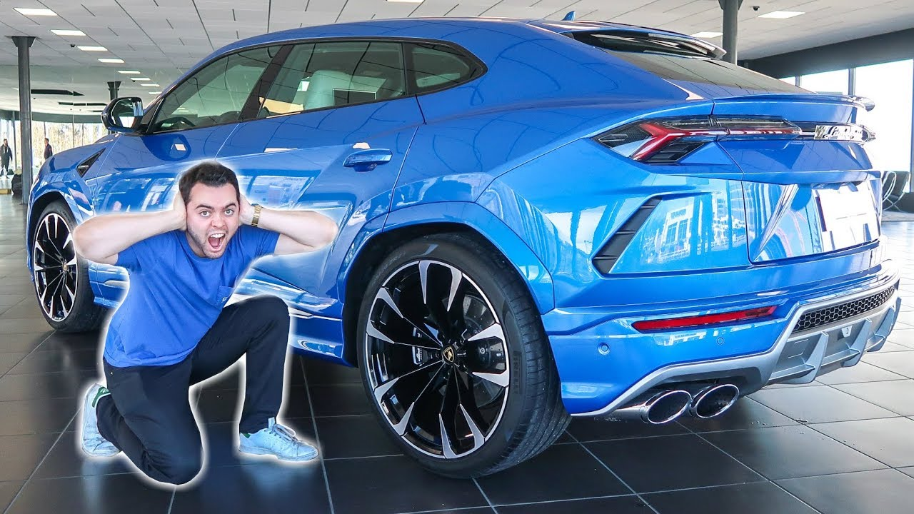 The 2019 Lamborghini Urus Sounds Insane Youtube