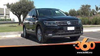 Le360.ma • Volkswagen: Tiguan Evolution, une réelle montée en gamme