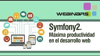Symfony2: Webinar