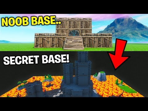 I Hired a PRO BUILDER.. He SECRETLY Built THIS.. (Fortnite)