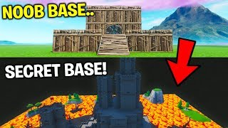 Download I Hired a PRO BUILDER.. He SECRETLY Built THIS.. (Fortnite) Mp3 and Videos
