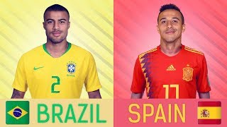 Football Brothers Who Have Played For Different Countries