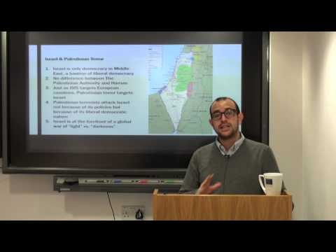 Branding extremism: Israel & Palestinian Terror