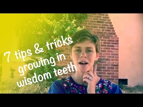 Growing In Wisdom Teeth 7 Tips And Tricks For Dealing With Pain And Avoiding Infection