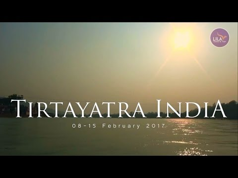 Tirtayatra India Lila Travel Feb 2017