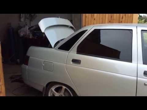 Газовый упор крышки багажника на ВАЗ 2110 (3)