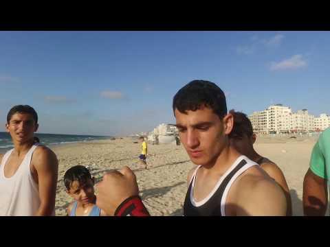 Life A Day Parkour (Free Run Gaza) 2016 HD 1080