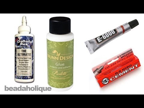 How To Choose The Right Glue In Jewelry Making