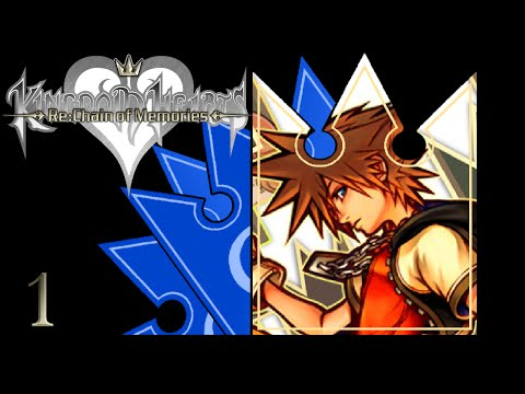 HEART OF THE CARDS - Let's Play - Kingdom Hearts Re:Chain of Memories HD - 1 - Playthrough