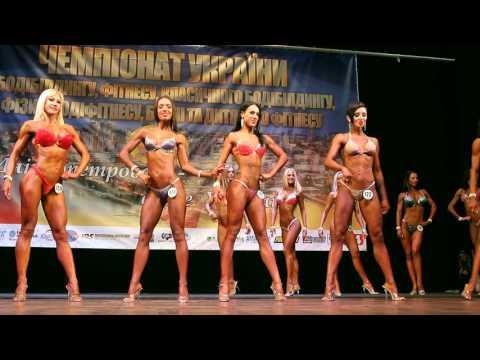 Up to 172 cm. Fitness Bikini 2015 Championship of Ukraine