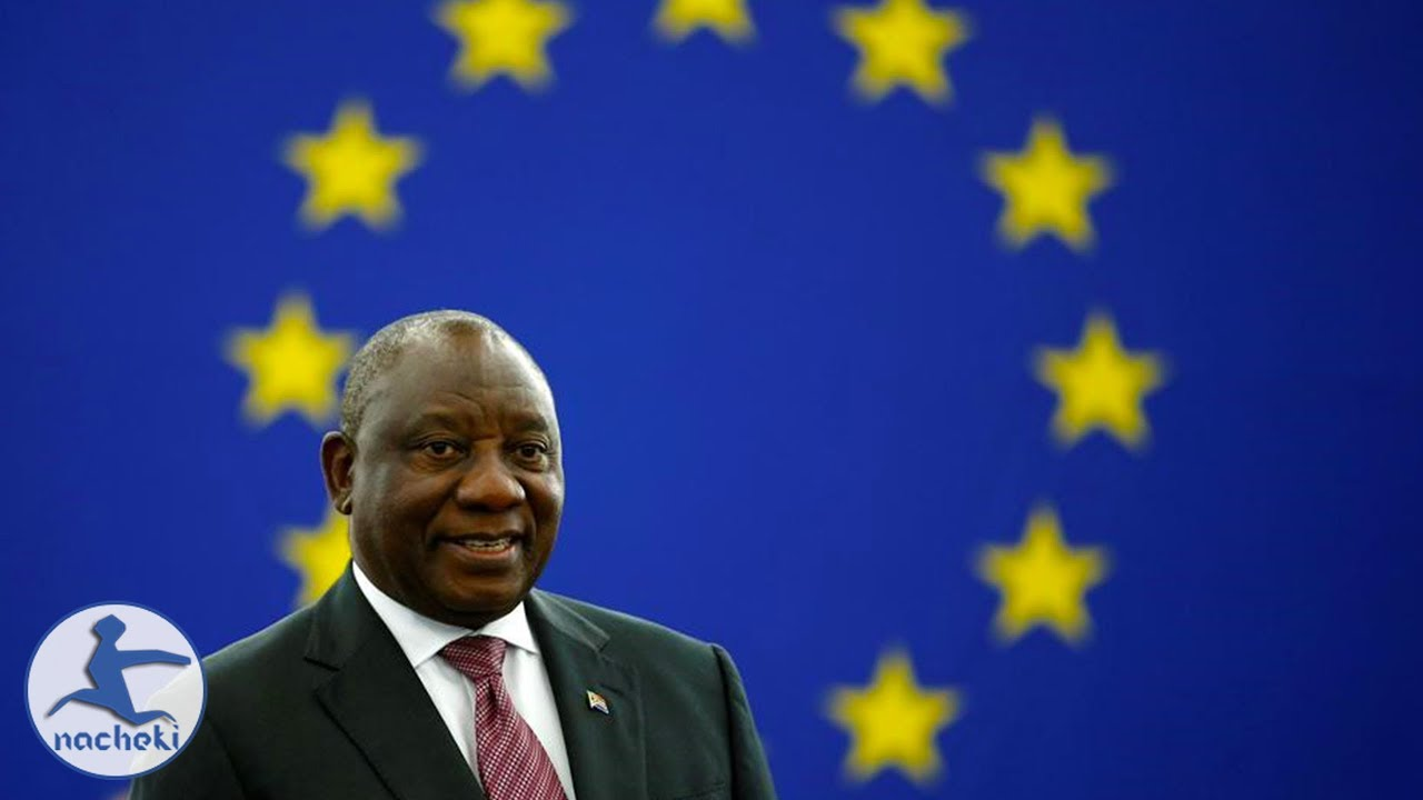 South African President Tells EU Parliament He Will Expropriate Land