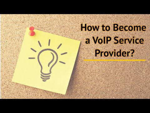 How to become a VoIP service provider