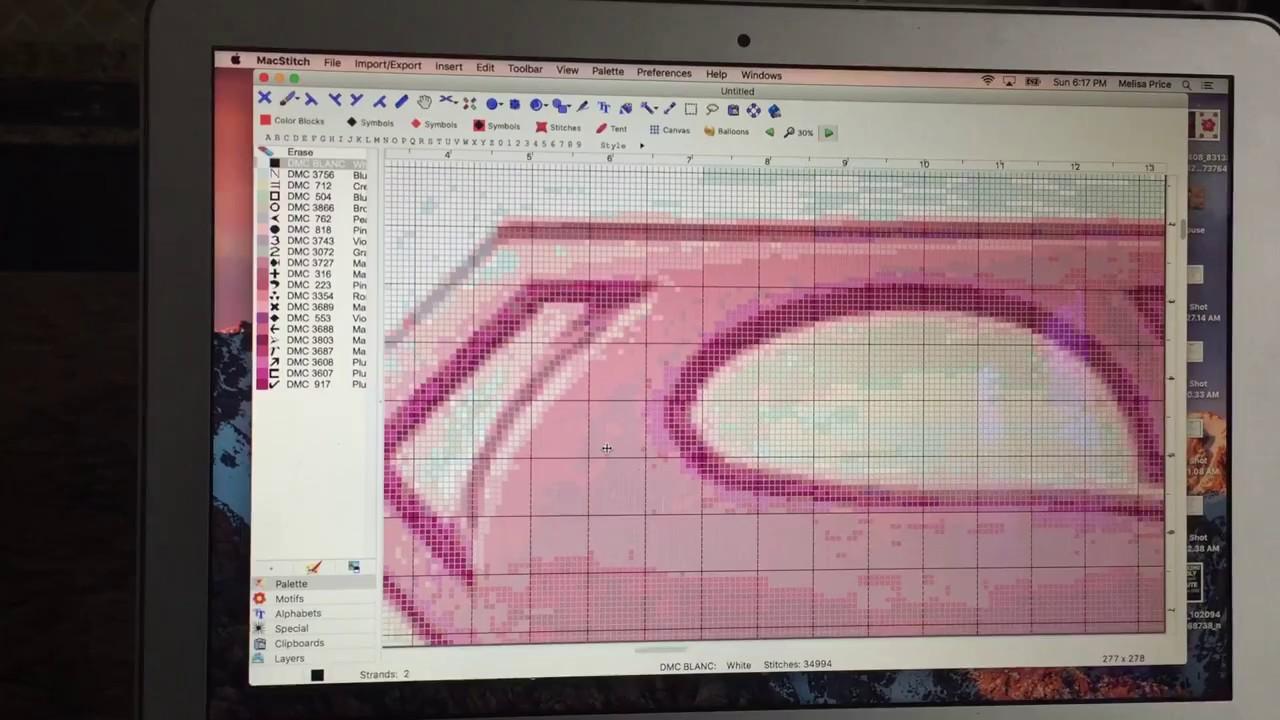 WeaveIt -- A Handweaving design software Program | 720x1280