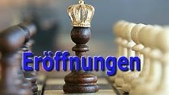 Eröffnung: Wie man eine Schachpartie beginnt