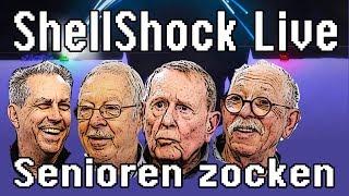 ShellShock Live - Senioren zocken (Deutschlands älteste Gamer)