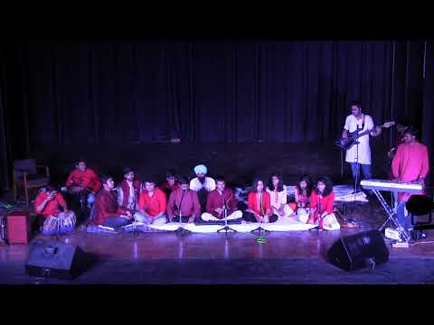 Radha Kaise Na Jale - Lagaan   Bageshree Gharana   Mehfil   IIT Delhi