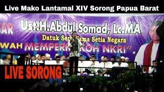 FULL Ceramah Ustad Abdul Somad Lc.Ma di Markas TNI AL Sorong Papua Barat