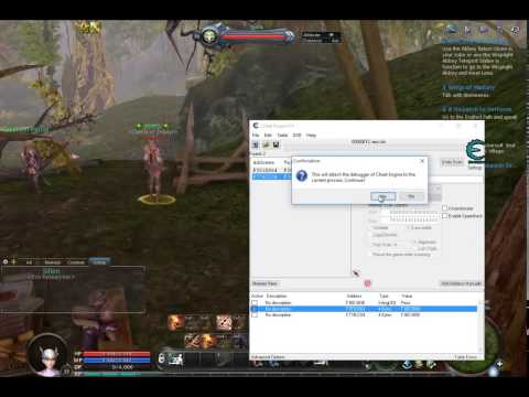 Aion Online Cheat Engine