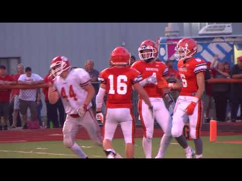 Gridiron Glory: Trimble Tomcats Show Their Claws Against Nelsonville-York