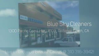 30 off Dry Cleaning Coupon in Redondo Beach - Blue Sky Cleaners Redondo