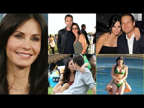 Boys Courteney Cox Dated (Friends)