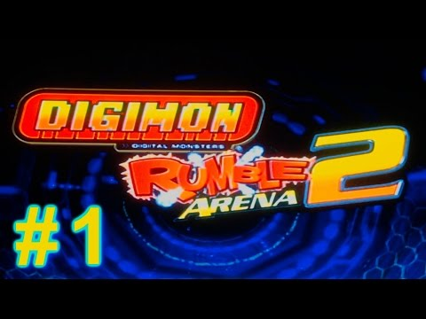 digimon rumble arena 2 dolphin emulator