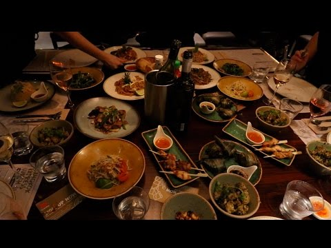 Was It Enough Food? // Busaba Bangkok Thai
