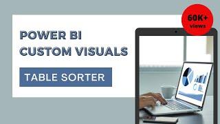 Power BI مخصص مرئيات - الجدول فراز